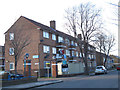 TQ3978 : Halley House, Armitage Road, East Greenwich by Stephen Craven