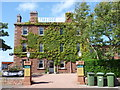 NT6779 : East Lothian Townscape : The Bayswell Hotel, Bayswell Park, Dunbar by Richard West