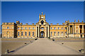 SP4416 : Inner Courtyard, Blenheim Palace by David P Howard