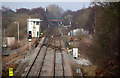 SJ7092 : Glazebrook East Junction by Alan Murray-Rust