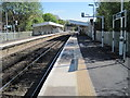 TQ3358 : Whyteleafe railway station, Surrey by Nigel Thompson