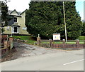 ST2898 : Entrance to Greenways Social Club, Griffithstown, Pontypool by John Grayson