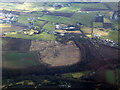 NT0868 : Almondelll and Calderwood Country Park from the air by Thomas Nugent