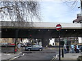 TQ2378 : Bridge View, Hammersmith by David Anstiss
