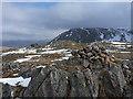 NH0321 : Summit area - Sgùrr Gaorsaic : Week 16