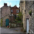 SK2853 : Hammonds Court, Wirksworth by Peter Barr
