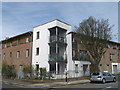 TQ2079 : Church Gate House, Acton Green by David Anstiss