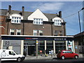 TQ2279 : Tesco Express, North Hammersmith by David Anstiss