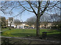 TQ2279 : Cathnor Park, Hammersmith by David Anstiss