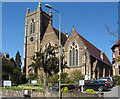 TQ0049 : Christ Church, Guildford by Alan Hunt