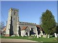 TL9211 : St. Nicholas' Church, Tolleshunt D'Arcy by Malc McDonald