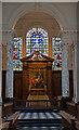TL4458 : Pembroke College - Chapel interior by TheTurfBurner