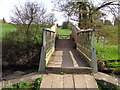 SP3769 : Wappenbury; Bridge over the River Leam by D Holte