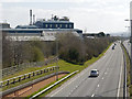 SJ5287 : Watkinson Way and Rockwood Chemical Plant by David Dixon