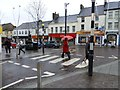 H4572 : Pedestrian crossing, Omagh by Kenneth  Allen
