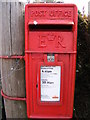 TG1106 : Mill House Postbox by Adrian Cable