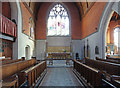 TQ2470 : St Andrew, Herbert Road - Chancel by John Salmon