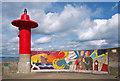 J5082 : Mosaic, Bangor : Week 17