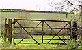 J5283 : Gate, Ballymacormick, Bangor by Albert Bridge