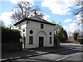 SJ9283 : Lodge House, Poynton by John Topping