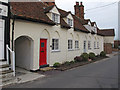 TL7924 : Listed Cottages, Stisted by Roger Jones