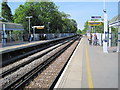 TQ3773 : Catford railway station, Greater London by Nigel Thompson