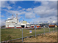 SJ5184 : ThermPhos Factory, Widnes by David Dixon