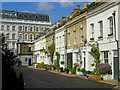 TQ2578 : Spear Mews, Earl's Court by Stephen McKay