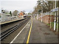 TQ5359 : Otford railway station, Kent by Nigel Thompson