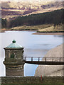 SK0588 : Kinder Reservoir by Stephen Burton