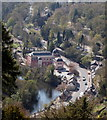SK2958 : Matlock Bath, Derbys, DE4 by David Hallam-Jones