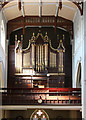 TQ3975 : St Michael &amp; All Angels, Pond Road, Blackheath Park - Organ by John Salmon