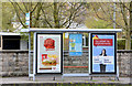 J4179 : Bus stop and shelter, Marino, Holywood by Albert Bridge