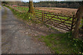 SD1298 : Field entrance and Bridleway by Tom Richardson