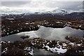 NO3384 : A moorland lochan : Week 18