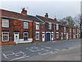 TA1133 : West Parade, Leads Road, Sutton on Hull, Yorkshire by Bernard Sharp