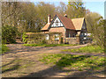 SD6007 : Haigh Country Park, Mowpin Lodge by David Dixon