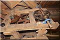 SK4117 : Hough Mill - Cap Mechanism by Ashley Dace
