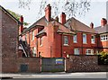 TA1132 : Church Street, Sutton on Hull, Yorkshire by Bernard Sharp