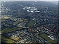 SJ8487 : Gatley from the air by Thomas Nugent