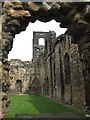 SE2536 : Kirkstall Abbey, Leeds by Dave Pickersgill