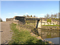 SD5803 : Moss Bridge, Leeds and Liverpool Canal by David Dixon