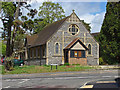 SU8860 : St Paul's church hall, Camberley by Alan Hunt