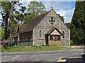 SU8860 : St Paul's church hall, Camberley by Alan Hunt