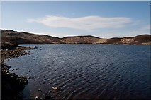 NR4170 : Loch nam Ban, Islay by Becky Williamson