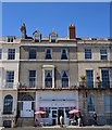 SY6879 : Cafe Society, Weymouth by Peter Barr