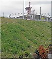 TQ3884 : The Orbit from Westfield Stratford City by Steve  Fareham