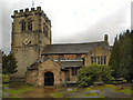 SJ8476 : Nether Alderley Church by David Dixon