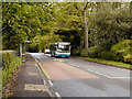 SJ8475 : Congleton Road, Nether Alderley by David Dixon