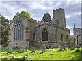 TL1696 : Church of the Holy Trinity, Orton Longueville by David P Howard